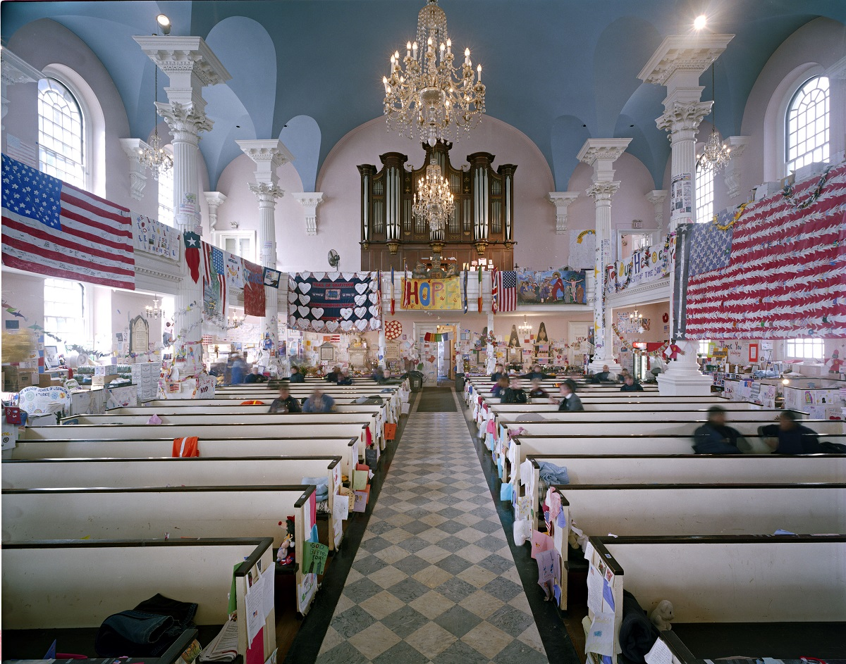 Remembering 'The Little Chapel That Stood' | National September 11 Memorial  & Museum