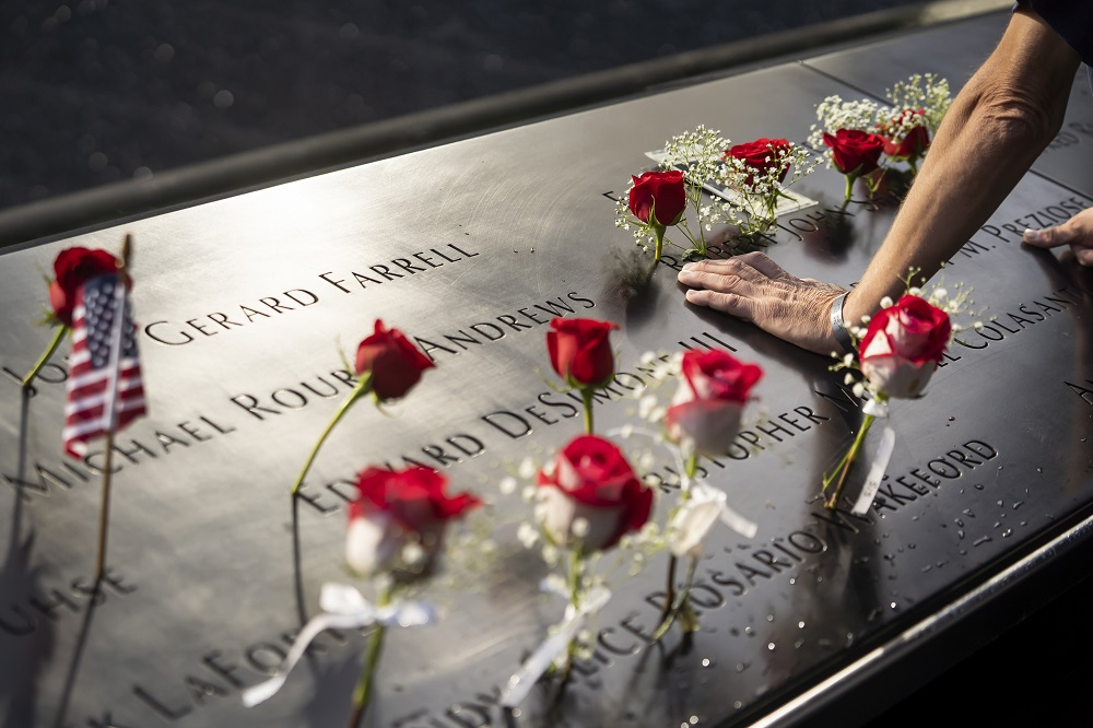 Navigate to 9/11 Memorial & Museum Marks 19th Anniversary of the Attacks page
